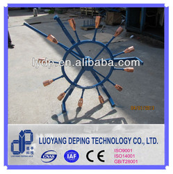 Made in China liquiefied gas touches for pipeline preheating before welding