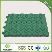 ZSFloor professional pvc / plastic floor for basketball courts