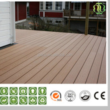 recycled rubber decking /rubber composite decking/outdoor deck