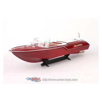 rs-121-1 RC racing boat with battery and charger