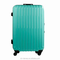 alibaba china hot new product for 2015 !!! new arrival luxury strong&portable Large Capacity aluminum frame trolley luggage