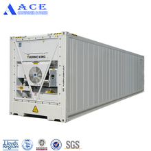 Brand New BV Certified 40ft High Cube Thermo King Reefer Container Price