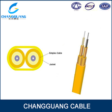 Duplex Flat Cable GJFJBV 2 Core Fiber Optic Solar Cable Factory