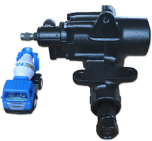 hot sale pickup hydraulic steering gear and pump auto assembly parts