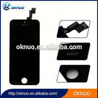For Apple iphone 5 LCD display Touch Screen with Digitizer Assembly + Home button + Front camera