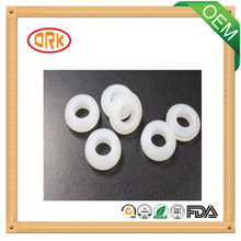 clear silicone colored high tempareture resistant rubber parts