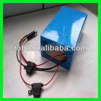High quality 12 V lithium iron phosphate battery pack