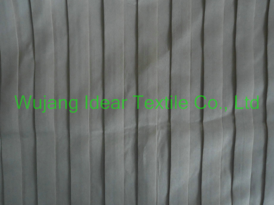 100% polyester Wrinkle satin Fabric