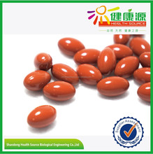 health food COQ10 powder coenzyme q10 softgel china manufacturer