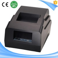 S206 XP-5809 thermal receipt and bill printer of financial equipment for restaurant use