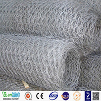 Hexagonal Wire Netting Used Catching Crab Cage