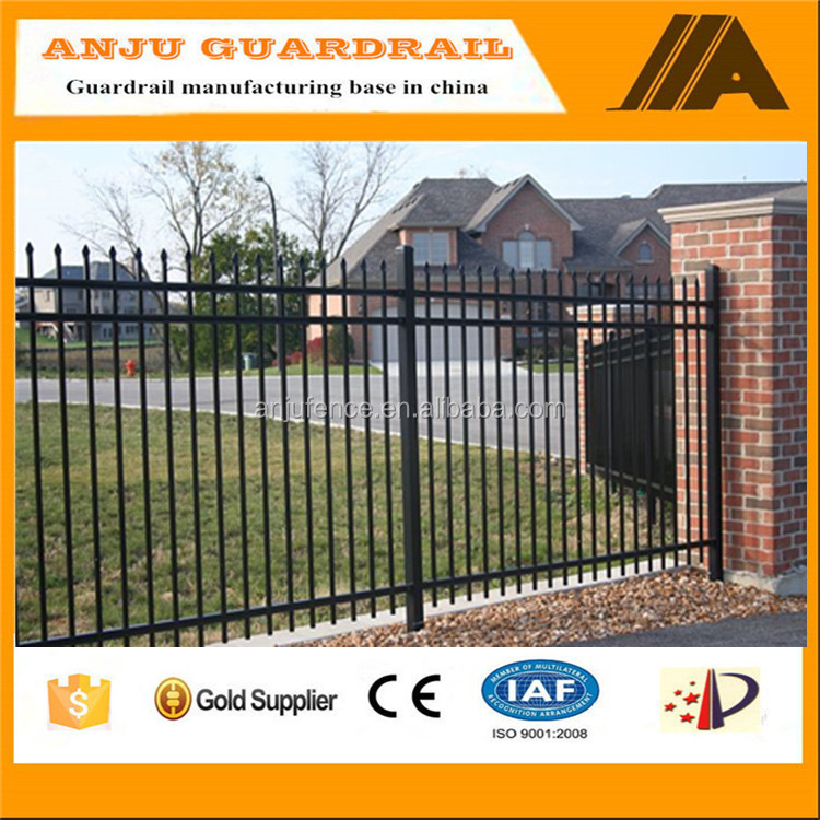 DK035 Super quality color steel fence panel Made in China
