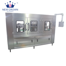 2018 new product hot sale water filling complete line/drink water bottle filling machine