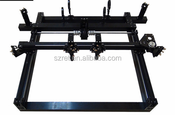 1290 1390 9060 6040 co2 laser cut kit for assembling co2 laser cutting and engraving machine
