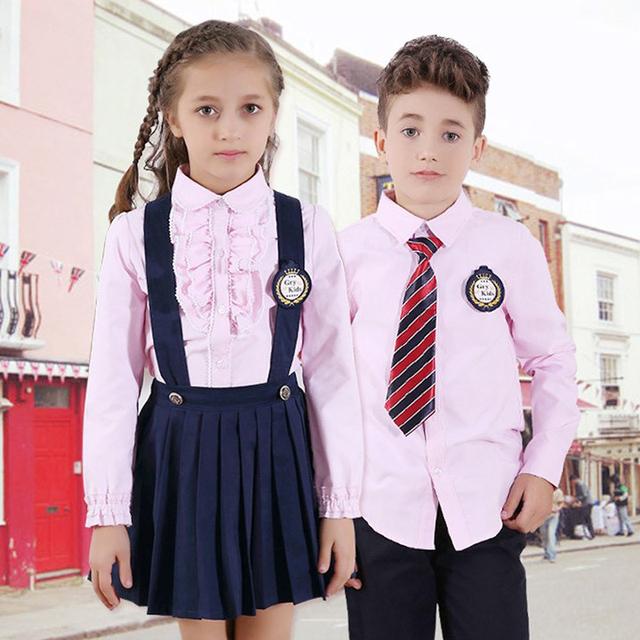 New Design Kids School Uniform/Malaysia School Uniform Custom Made