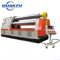 W11 fabric rolling machine coiling bending machine coiling folding machine