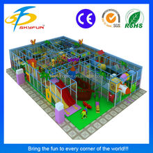 Hot sales cheap kids soft play indoor Playground gym