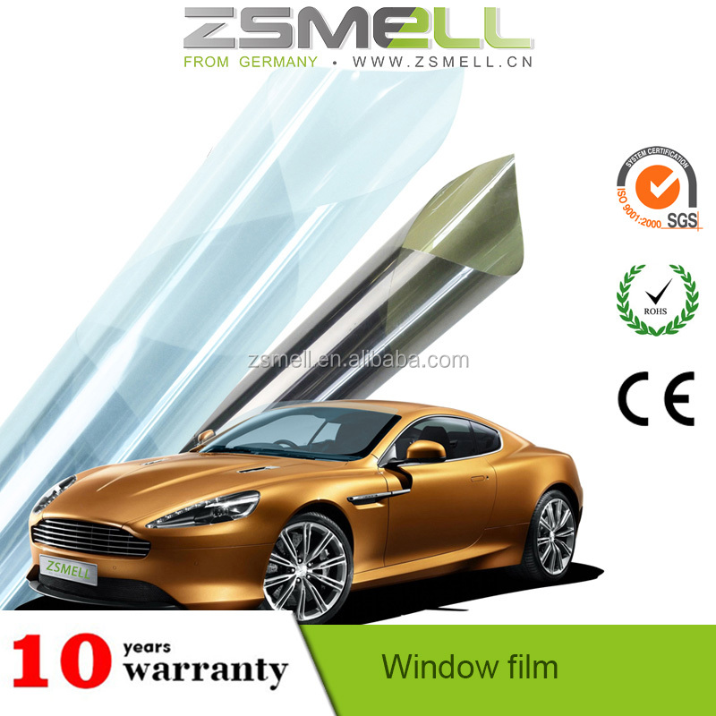 China factory new style Sun reject Metallic Reflective UV COATING Surfac Window Film