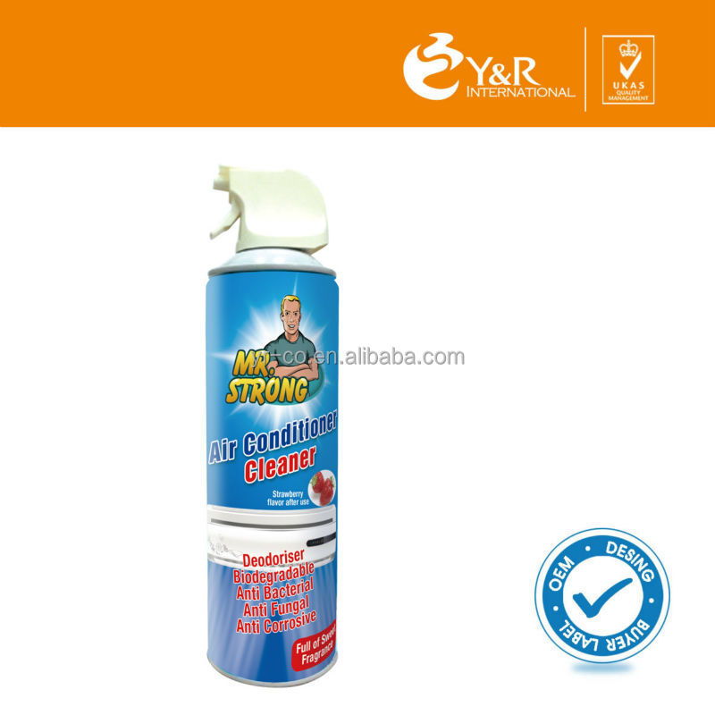 Wholesale private labeling air conditioner cleaner
