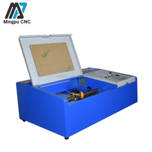 Desktop Mini 2030 Laser Engraving Machine With Co2 Laser Tube