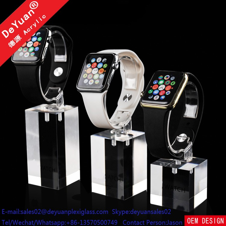 Watch Display Stand Holder In Wholesale With C-Ring