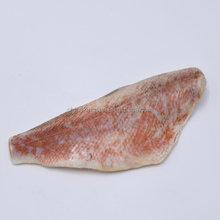 New Season Good Quality Frozen Red Fish Fillet