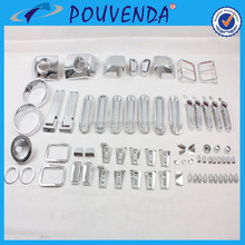 Exterior Chrome accessories For Jeep Wrangler JK 2007-2014 from pouvenda manufacturer
