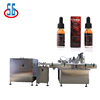 SGJY full automatic electric drive essential oil filling and capping machine