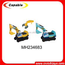 Children car toy type ride on excavators for sale