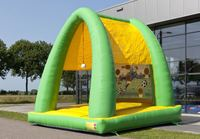 BICYCLE KICK ARENA inflatable games