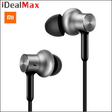 100% New Original Xiaomi Hybrid Pro HD Audio Earphone With Mic Remote Headset For Mi Redmi Mobile Phone In-Ear