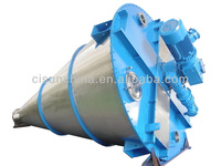 Double auger & double screw conical mixer, Vacuum conical mixer