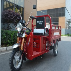 110cc or 150cc mini fast food cargo tricycles