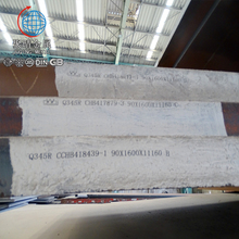 High Strength Wear Resistant Q345 Grade Manganese Steel Plate