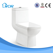 Ceramic Sanitary Ware One Piece Siphonic Toilet