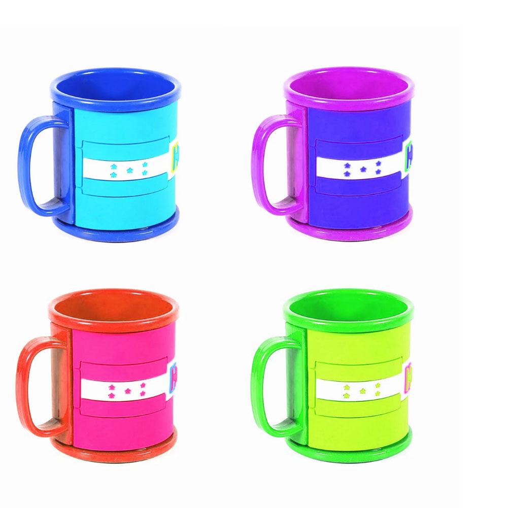 Factory Detail 3D Soft PVC Rubber Mugs