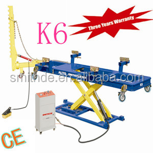 K6 Panel Beating Equipment/Car Straightening Pulling Machine/Frame machine