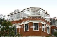 new style aluminum Sun house & glass house & sun room