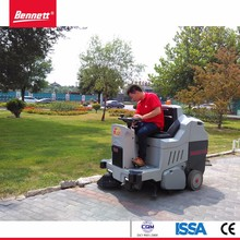 Bennett electronic sweeper, Tornado 700BS automatic Ride-on electronic sweeper