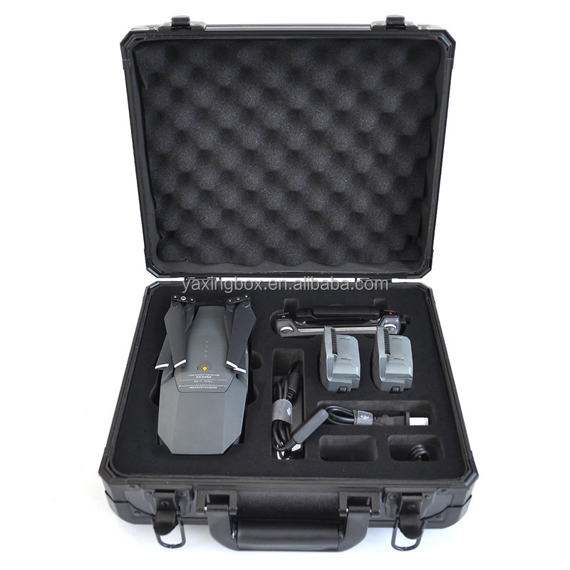DJI Mavic Pro aluminum carrying case storage box