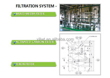 High quality low price soft water auto system