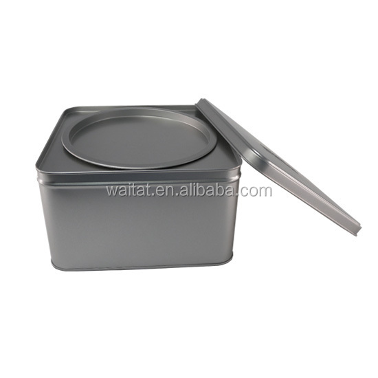 Metal Craft Cookie Tea Tin Cans
