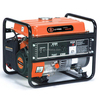AC Single phase 4 stroke low noise portable petrol generator 1kva with spare parts