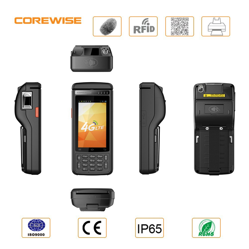 Best quality CPOS800 android rfid handheld mobile computer <strong>printer</strong>