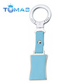 New design pu leather keyring