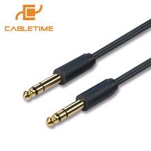 3 pin to male jack aux audio cable with 3.5mm for headphone