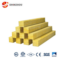 50mm thickness roof insulation thermal insulation for fireplace glass wool