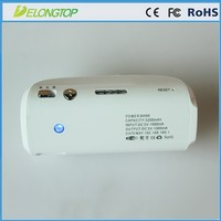 Portable universal 3G WIFI router power bank, battery charger with wireless router