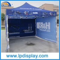 Folding tent metal pop up tent folding canopy shelter