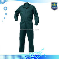 Middle east poly/cot heated resistant coverall